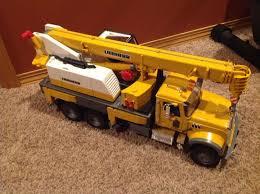 100 Bruder Mack Granite Liebherr Crane Truck 02818 1897388411