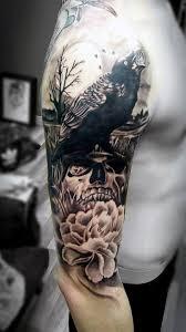 Tattoos For Men On Upper Arm