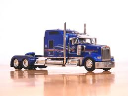 1/64 DCP 31491 Kurtz Trucking Kenworth W900l Studio Sleeper Reefer ...