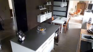 cuisine avec ilot central et coin repas cuisine avec coin repas pas cher sur cuisine lareduc com