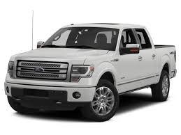 Used 2014 Ford F-150 Platinum 4X4 Truck For Sale In Statesboro GA ...