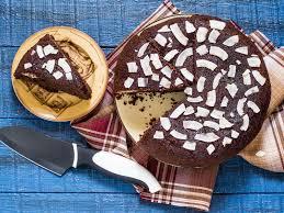schoko kokos torte