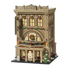 Dept 56 Halloween Village Ebay by Amazon Com Department 56 Christmas In The City Village The Roxy