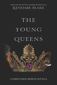 The Young Queens By Kendare Blake