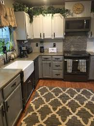 Kitchen Remodel How To Stain Concrete Countertops With Coffee Trailer House DecoratingApartment