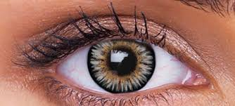 Blue Prescription Halloween Contacts by Free Contact Lenses Sample By Mail