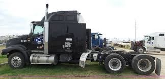 100 Stephenville Truck And Trailer 2007 International 9400i Semi Truck Item K5770 SOLD Mar