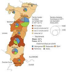 les zones d emploi alsaciennes érosion de l attractivité