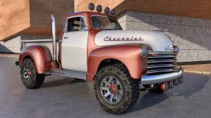 Images For > 1951 Chevy Truck 4x4 | Sittin' P.H.A.T. | Pinterest ...