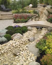 41 Stunning Backyard Landscaping Ideas (PICTURES) Outdoor Living Cute Rock Garden Design Idea Creative Best 20 River Landscaping Ideas On Pinterest With Lava Fleagorcom Natural Landscape On A Sloped And Wooded Backyard Backyards Small Under Front Window Yard Plans For Of 25 Rock Landscaping Ideas Diy Using Stones Interior 41 Stunning Pictures Startling Gardens