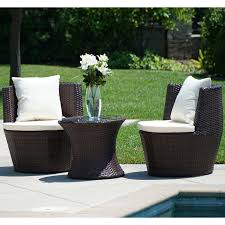 BELLEZE 3PC Patio Outdoor Rattan Patio Set Wicker Furniture Outdoor Set  Hour Glass Table Round Chairs, Brown Supagarden Csc100 Swivel Rattan Outdoor Chair China Pe Fniture Tea Table Set 34piece Garden Chairs Modway Aura Patio Armchair Eei2918 Homeflair Penny Brown 2 Seater Sofa Table Set 449 Us 8990 Modern White 6 Piece Suite Beach Wicker Hfc001in Malibu Classic Ding And 4 Stacking Bistro Grey Noble House Jaxson Stackable With Silver Cushion 4pack 3piece Cushions Nimmons 8 Seater In Mixed