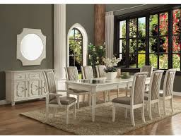Calypso Elegant Dining Table Set
