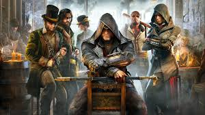 Amazoncom Assassins Creed Syndicate Standard Edition