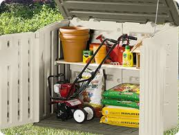the long lasting quality of a rubbermaid shed yard surfer