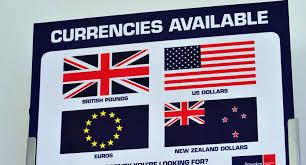 bureau de change sydney travel and currency exchange saving tips australian
