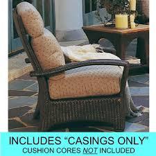 Eddie Bauer Rocking Chair by Lane Venture Replacement Cushions Eddie Bauer Casings Only
