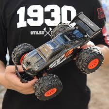100 Rc Model Trucks 118 RC Bigfoot Cars Off Road Monsterstruck Racing Truggy