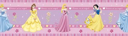 frise murale chambre fille disney princesse frise murale 5 m de longueur disney