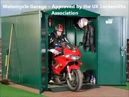 The Asgard Motorcycle Storage Range