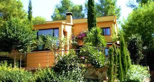 Mediterranean Style Villa Near Sitges