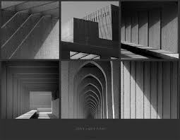 Architecture Light and Shadow Abdullah Alharbi