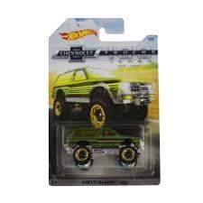 Kelebihan Hot Wheels Chevrolet Truck Chevy Blazer 4x4 Diecast Dan ...