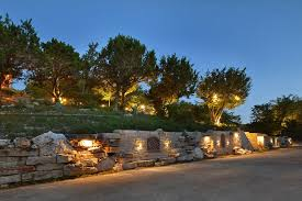 retaining walls southern landscape