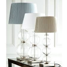 Fillable Glass Lamp Base Uk by Table Lamps Small Fillable Glass Table Lamp Clear Glass Table
