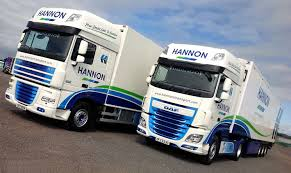 Hannon Is One Of Irelands Leading Refrigerated And General Hauliers Dealing With The Daily Transportation Cut Flowers Plants Fruit Vegetables