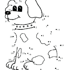 Beagle Coloring Pages Free Cute Dog On Page Realistic Beagl