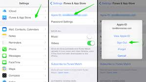 How to Change the Apple ID on iPhone iPod Touch & iPad