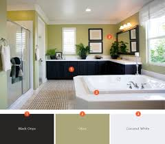 20 Relaxing Bathroom Color Schemes | Shutterfly Bathroom Ideas Using Olive Green Dulux Youtube Top Trends Of 2019 What Styles Are In Out Contemporary Blue For Nice Idea Color Inspiration Design With Pictures Hgtv 18 Best Colors Paint For Walls Gallery Sherwinwilliams 10 Ways To Add Into Your Freshecom 33 Tile Tiles Floor Showers And 20 Popular Wall