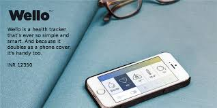 Wello is an iPhone accessory that created waves across the internet when it was launched on Friday Wello is primarily a health tracking device that double