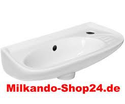 spülstein waschbecken modul keramik handwaschbecken gäste wc