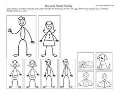 Cut And Paste Family Members