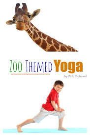 Zoo Yoga Ideas I Love All The Different Pose For Things You See