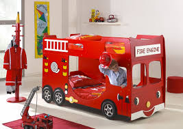 100 Fire Truck Wall Art Bedroom Fascinating Bunk Bed For Lovely Kids Bedroom
