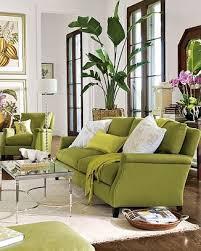Astonishing Botanical Green Velvet Sofa Also Forest With Sage Decorating Ideas