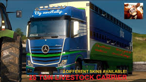 LIVESTOCK TRAILER 2 DIFFERENT SKINS ETS2 | Trailers | Euro Truck ... Euro Truck Simulator Mods Trailers Download Top 10 Mods April 2018 Truck Simulator 2 131 Realistic Lightingcolors Mod Lens Flare Renault Premium Reworked V33 Download Multiplayer Ets2 Mod Vn Mercedesbenz Archives Page 3 Of American Map For 1 8 5 At Ets2 Usa Uncle D Ats Cb Radio Chatter V203 Ai Traffic For Ets Ver 121s Steam Workshop Addonsmods Double Trailers Reunion 128 Youtube