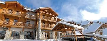 chalet hotel la foret les arc peisey vallandry iglu ski