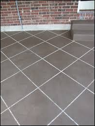 new tile patio floor reveal beneath my
