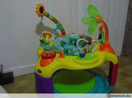 table activité bébé avec siege table d activités bébé avec siège tournant a vendre 2ememain be