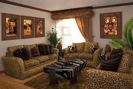 Primitive Living Room Furniture by Amazing Ideas Safari Living Room All Dining Room
