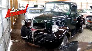 1947 Dodge Pickup Truck Flathead Six 3 Spd - YouTube 1947 Dodge Club Cab Pickup For Sale In Alburque Nm Stock 3322 Dodge Sale Classiccarscom Cc1164594 Complete But Never Finished Hot Rod Network 1945 Truck For 15000 Youtube Collector 12 Ton Frame Off Restored To Of Contemporary Best Classic Ep 1 At Fleet Sales West Cc727170 Pickup Truck Streetside Classics The Nations Trusted Wd20 27180 Hemmings Motor News