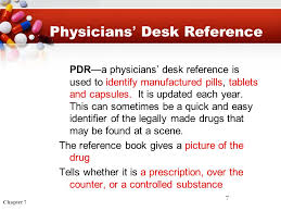 Physicians Desk Reference Pill Identifier by Chapter 7 Chemistry Of Forensic Science Chapter 7 Fact In The