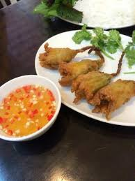 Fried Pumpkin Blossoms by Stuffed And Fried Pumpkin Flowers Picture Of Papaya By Chi