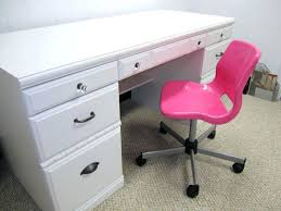 Pink Desk Chair Walmart by Desk Chairs White Leather Executive Computer Office Desk Chair