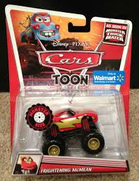 100 Monster Truck Mater Amazoncom Disney Pixar Cars Toon 2013 Frightening McMean Toys Games