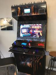 Mame Cabinet Plans 4 Player by My Redneck Mame Cabinet This Is My First Build Made A Stand