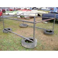 100 Truck Pipe Rack Ladder 8ft Bed Car Parts